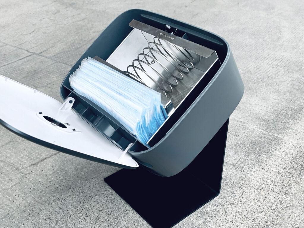 Mask-4-inside-Dispenser